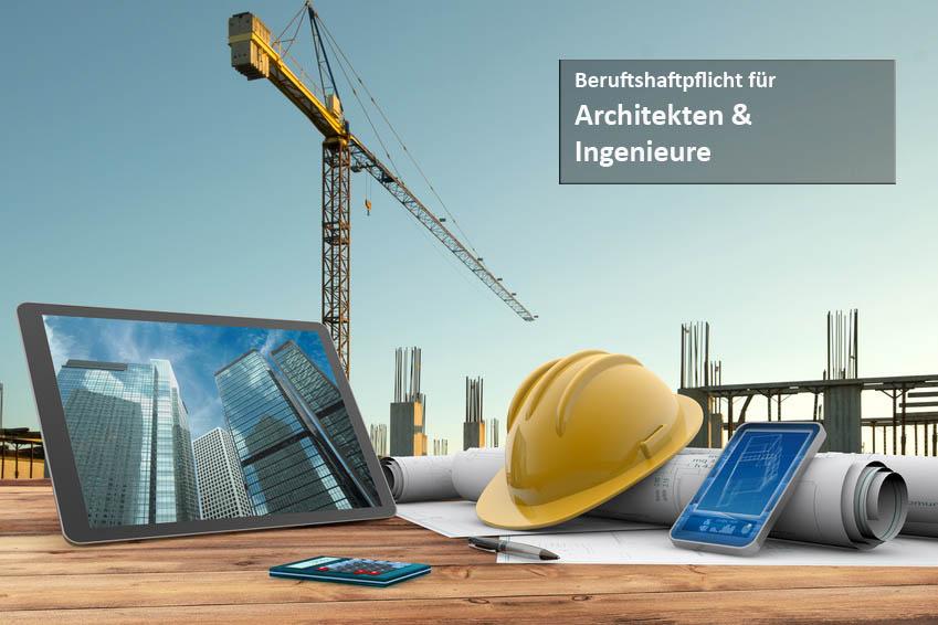 Berufshaftpflichtversicherung F 252 R Architekten Und